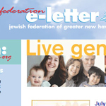 Jewish Federation Email