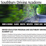 Southbury Driving